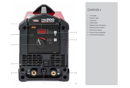 Lincoln Electric Square Wave TIG 200 Portable Tig Welder Reviews