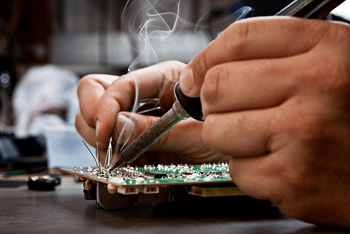 Electronic Soldering