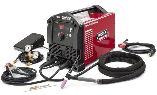 Lincoln Electric Square Wave Tig Welder