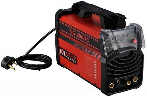 Amico TIG-200 Amp TIG Torch Stick ARC DC Inverter Welder