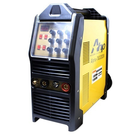 AHP TIG IGBT TIG/Stick Welding Machine for Home Use