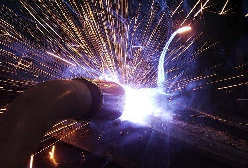 Using TIG Welder