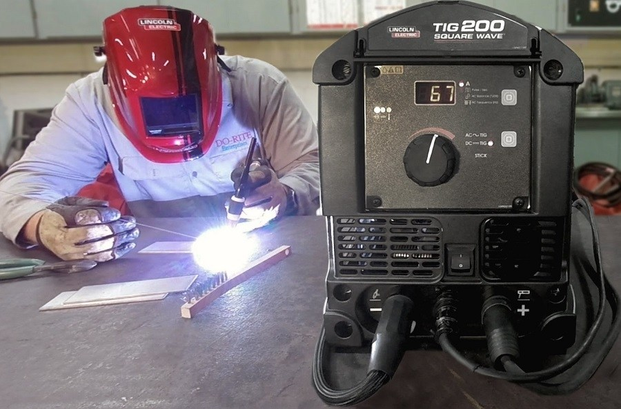 Lincoln Electric Square Wave TIG 200 Welder Review