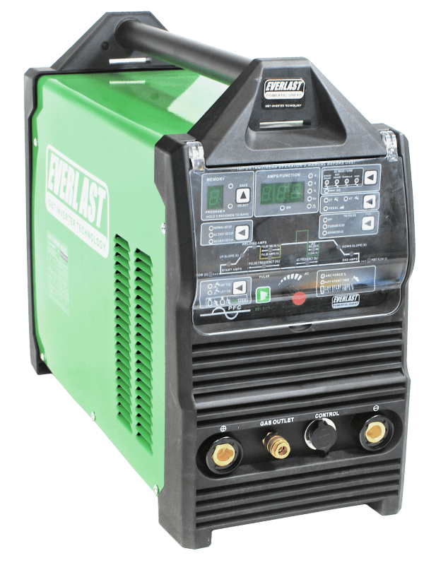 Everlast PowerTIG 325EXT 320 AMP Digital AC/DC TIG Welder Review