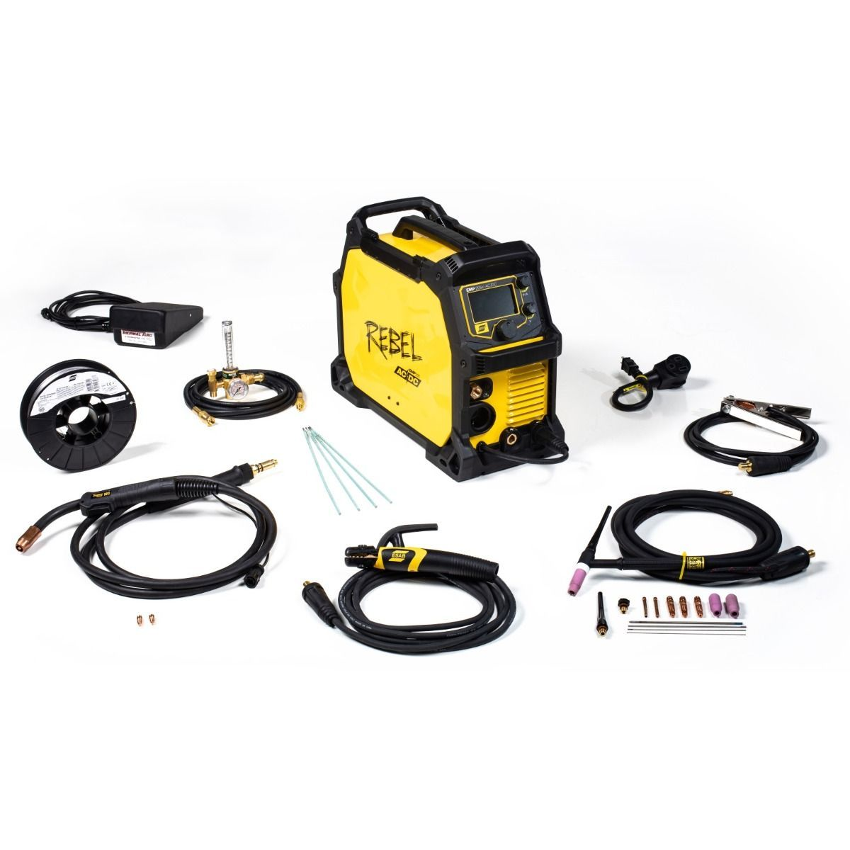 ESAB Rebel EMP 205ic Review