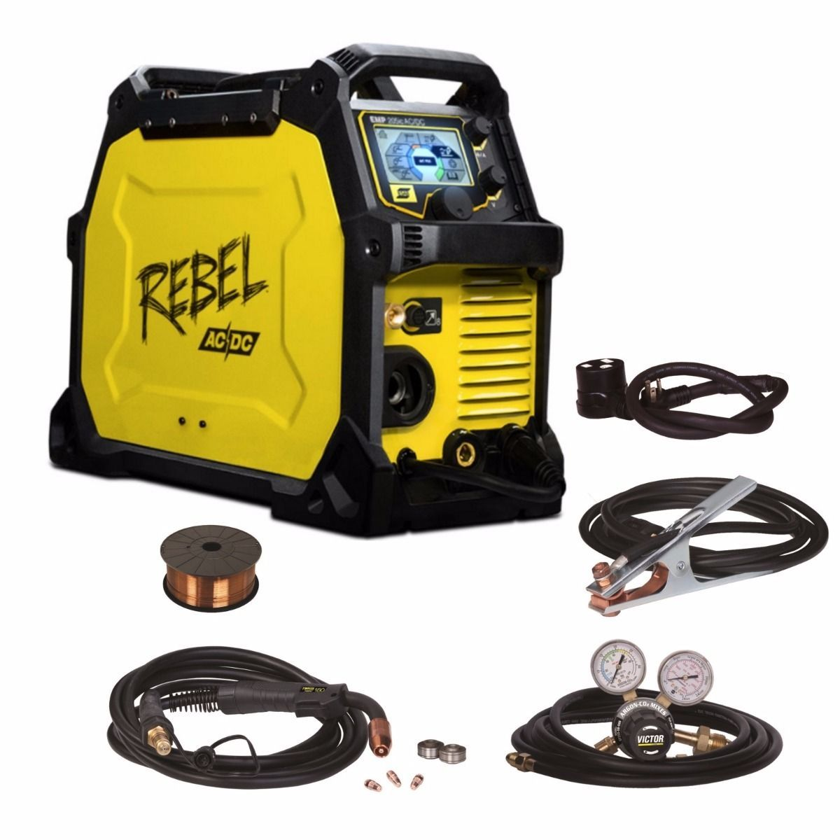 ESAB Rebel EMP 205ic