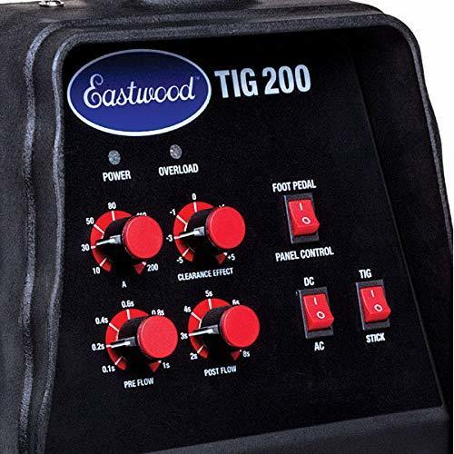 Eastwood TIG 200 AC/DC 20565 Welder