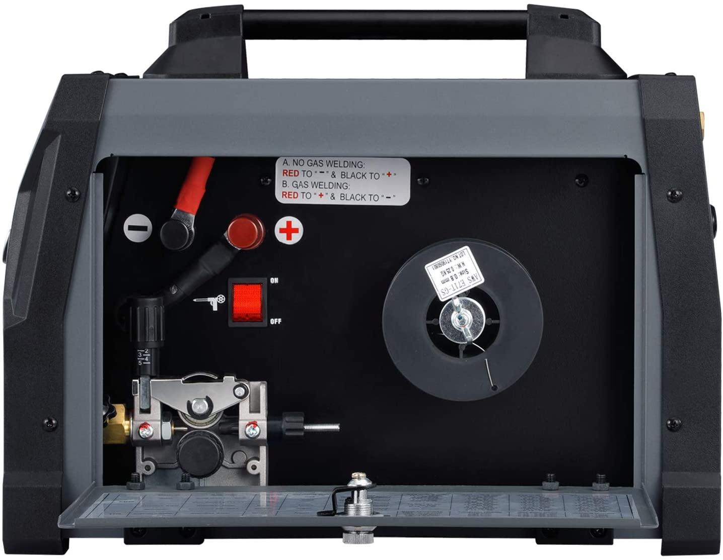 Amico MTS-205 205 Amp MIG/TIG-Torch/Stick Arc Combo Welder